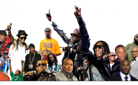 "Who's the best rapper in the game today ""VOTE NOW""…"