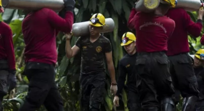 Thailand Cave Rescue Live Updates: 8th Person Is Out