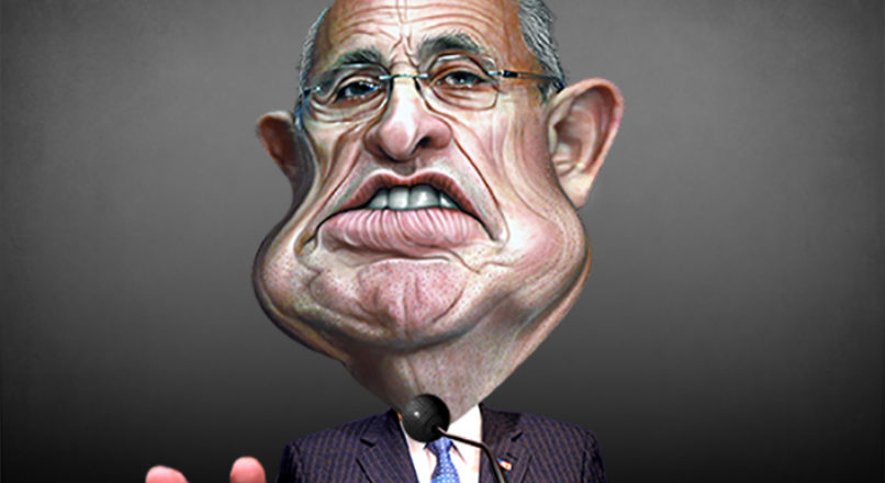 The Giuliani Deception Tour Continues