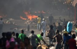 Haiti protests continue, US citizens warned to shelter in place