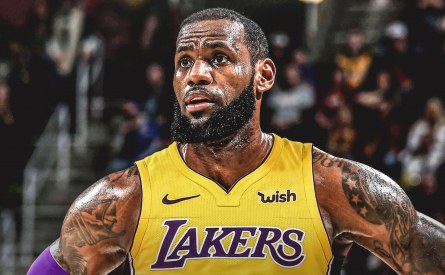 Are  the Lakers guaranteed an NBA championship because they signed Lebron James?